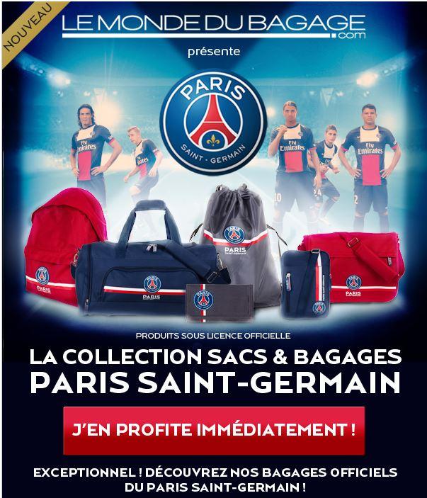 Collection Paris St Germain
